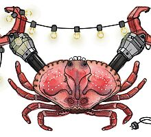 So Crabby Chic by Kelly Jade King