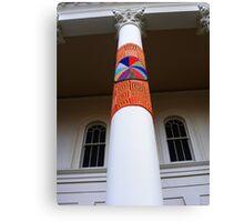 Cosy Columns 14 Canvas Print
