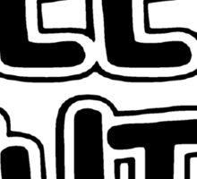 Deez Nuts [Black] Sticker