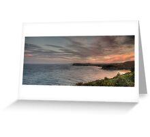 Bilgola - Bilgola Beach, Sydney - The HDR Experience Greeting Card