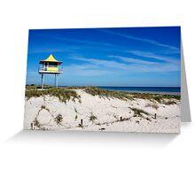 Australian beaches Greeting Card