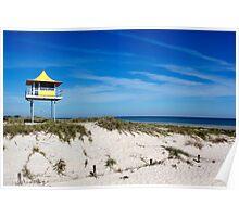 Australian beaches Poster