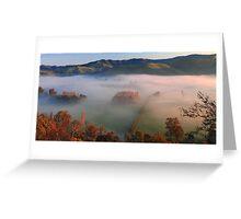 Goulburn Valley .Thornton Greeting Card