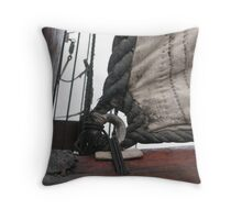 Sails Sailing Throw Pillow