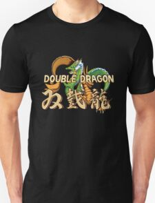 Double Dragon 80s Video Game T-shirt for Men or Women - many colours