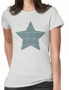 Blue Sky Mining Womens Fitted T-Shirt