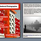 First Issue of The Magazine of The Weekend Photographer group by RajeevKashyap