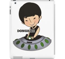 Super Junior - Chibi Donghae iPad Case/Skin