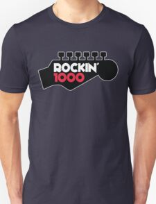 Rockin 1000 Red T-Shirt