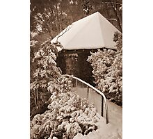 The Chalet Photographic Print