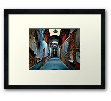 If Walls Could Talk Framed Print