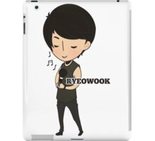 Super Junior - Chibi Ryeowook iPad Case/Skin