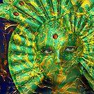 Venetian carnival fantasies by Valentina Walker