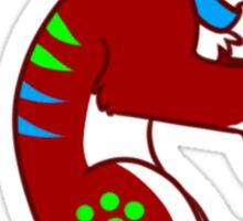 Tetris Chibi Sticker
