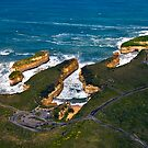 Loch Ard Gorge from above by Jason Ruth
