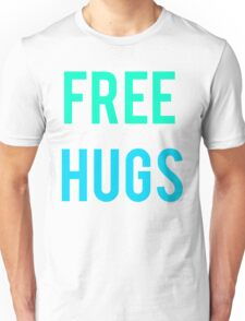 Free Hugs Hug Day Unisex T-Shirt
