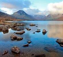 Wastwater - Lake District by neilxclark