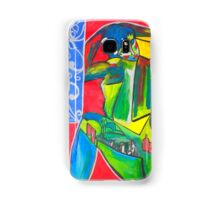 Portrait Samsung Galaxy Case/Skin