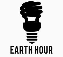 Earth Hour Dim The Lights Lightbulb Unisex T-Shirt