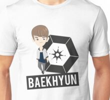 EXO - MAMA Chibi Baekhyun (For Light Colors) Unisex T-Shirt