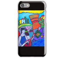 At The Villa iPhone Case/Skin