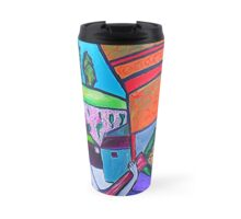 At The Villa Travel Mug