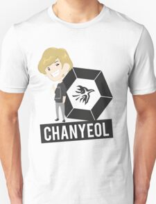 EXO - MAMA Chibi Chanyeol (For Light Colors) T-Shirt