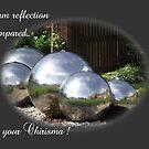 Garden feature Reflection by Dawnsuzanne