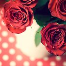 The rose is a flower of love by Claire Penn