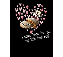 little love bug Photographic Print