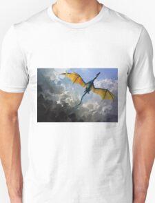 Dragon Sky Unisex T-Shirt