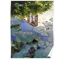 Mill Pond Poster