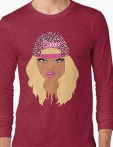 Swag Barbie Long Sleeve T-Shirt