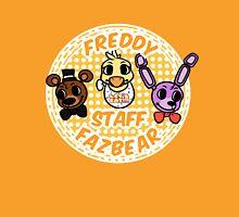 Freddy Fazbear's Pizza Staff Unisex T-Shirt