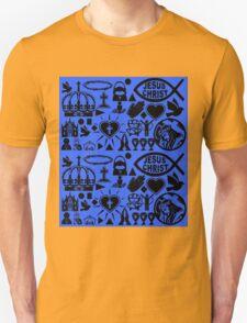 CHRISTIANITY (BLUE) T-Shirt