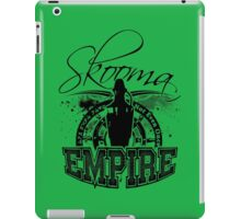 Skooma Empire - Not even once! iPad Case/Skin