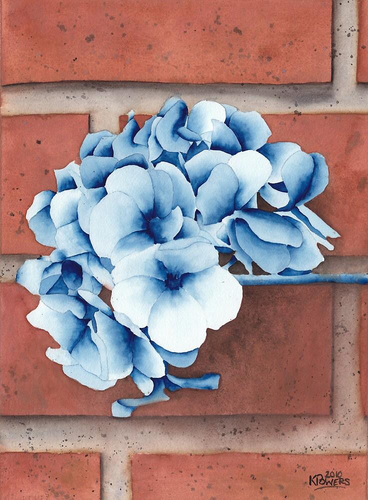 Prussian Flowers by Ken Powers