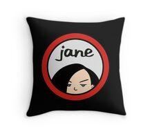 Jane Lane Daria Throw Pillow