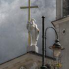 2010 09 04 Vilnius, Cross by Antanas