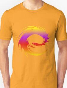 Colorful dragon - Eragon Unisex T-Shirt