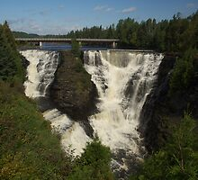 Kakabeka Falls Northern Ontario by creativegenious