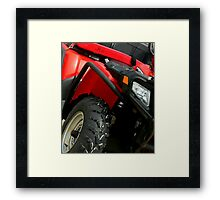 Dune Buggies Are So Cool....! Framed Print