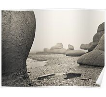 Monolithic moments Poster