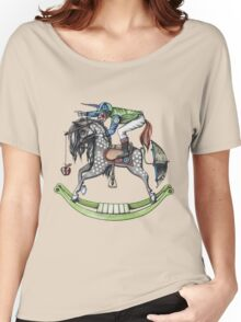 Day at the Races Women's Relaxed Fit T-Shirt