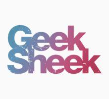 Geek sheek by buud