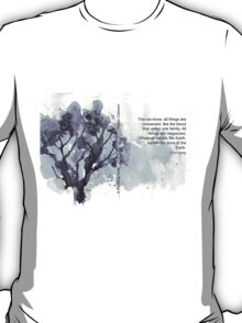 ... a life-long love affair with Nature T-Shirt
