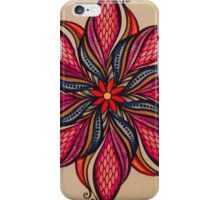 Pretty flower iPhone Case/Skin