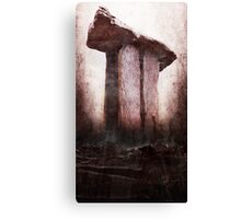 Red Prophet Canvas Print