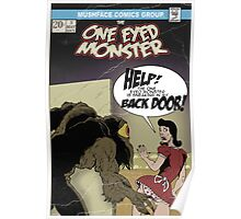 One Eyed Monster 3 Poster