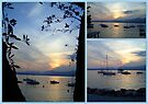 Torri del Benaco Sunset by ©The Creative  Minds
